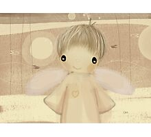little angel Photographic Print