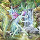 'Waterfall Feys' by Jo Morgan by Jo Morgan