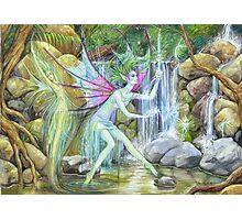 'Waterfall Feys' by Jo Morgan Photographic Print