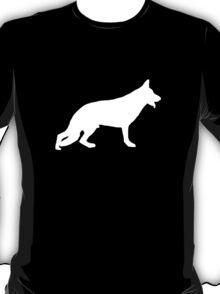 German Shepherd Dog - Black Clothing T-Shirt