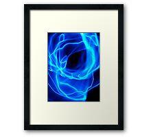 ©NLE Aureal Blue III Framed Print