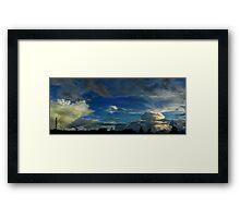 ©HCS Mystic Sky I Framed Print