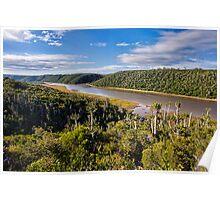 Bushmans River Poster