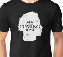 Halloween is Coming Unisex T-Shirt