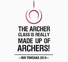 The Archer Class is Really Made Out of Archers! Unisex T-Shirt