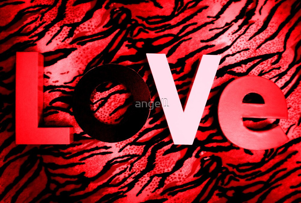 LOVE by ©The Creative  Minds