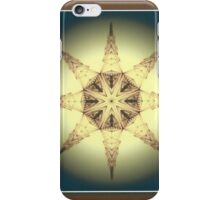 Angel Cell 01 iPhone Case/Skin