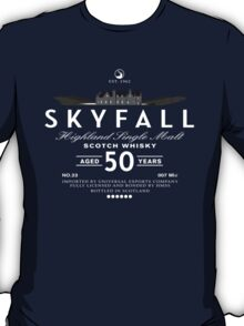 Skyfall Scotch Whisky T-Shirt