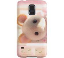 Marshmallow Mouse Samsung Galaxy Case/Skin