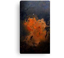 Rusty Cook Canvas Print