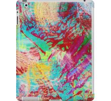 REEF STORM - Fun Bright BOLD Playful Rainbow Underwater Ocean Coral Reef Aquatic Life iPad Case/Skin