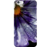 Crystals On Velvet   iPhone Case/Skin