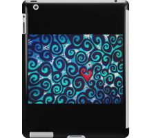 Heart Scrolls iPad Case/Skin