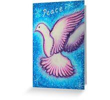 Peace Dove ART Print Card Greeting Card
