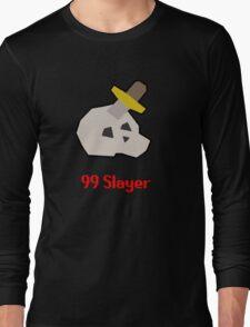 Runescape: 99 Slayer Long Sleeve T-Shirt