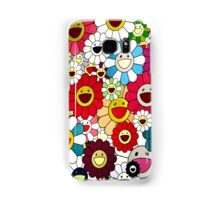 """The Happiness of """"Flower Power"""" Samsung Galaxy Case/Skin"""