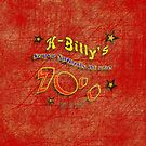 K Billys super sounds of the seventies ipad_Cover by ANDIBLAIR