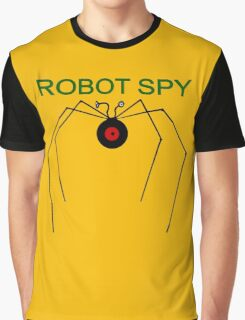 The Robot Spy from Jonny Quest Graphic T-Shirt