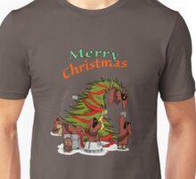 Merry Utini Xmas Unisex T-Shirt