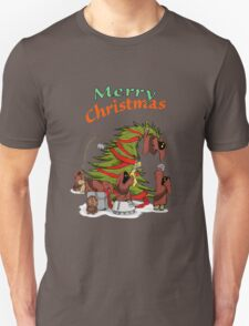Merry Utini Xmas T-Shirt