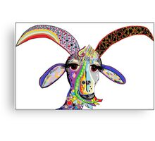 Somebody Get Your Goat? Canvas Print