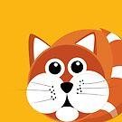 Fat Furry Cat Puss by BlueShift