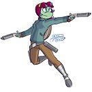 Mara Strikes by hpkomic