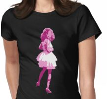 Carrie. Womens Fitted T-Shirt