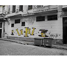 Havana Toast  Photographic Print