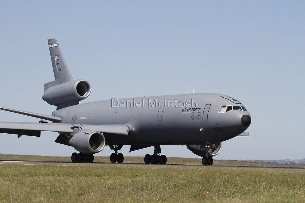 USAF KC-10 Extender by Daniel McIntosh