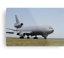 USAF KC-10 Extender Metal Print