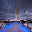 Infinity Bridge by Allan  England