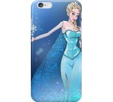 Frozen Elsa iPhone Case/Skin