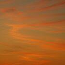 Silky Sky by waynepearce