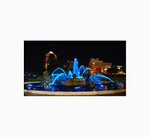 J. C. Nichols Fountain in Blue, Kansas City Unisex T-Shirt