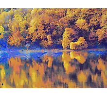 lake shore Photographic Print