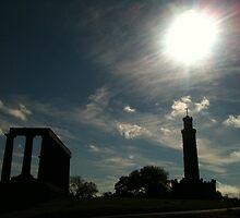 Calton Hill, Edinburgh by DalioG2712