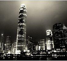 Hong Kong Island, Hong Kong by DalioG2712