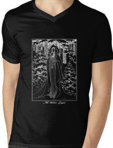 White winter queen Mens V-Neck T-Shirt
