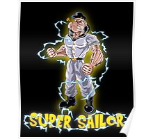 Super Sailor Poster