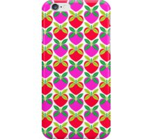 Love apples iPhone Case/Skin