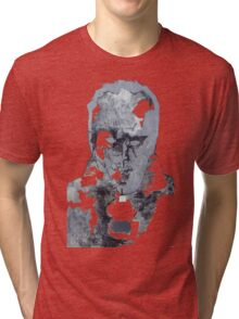 Hellboy, the priest Tri-blend T-Shirt