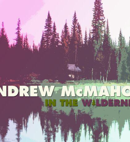 In the Wilderness Sticker