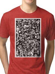 BW Tri-blend T-Shirt