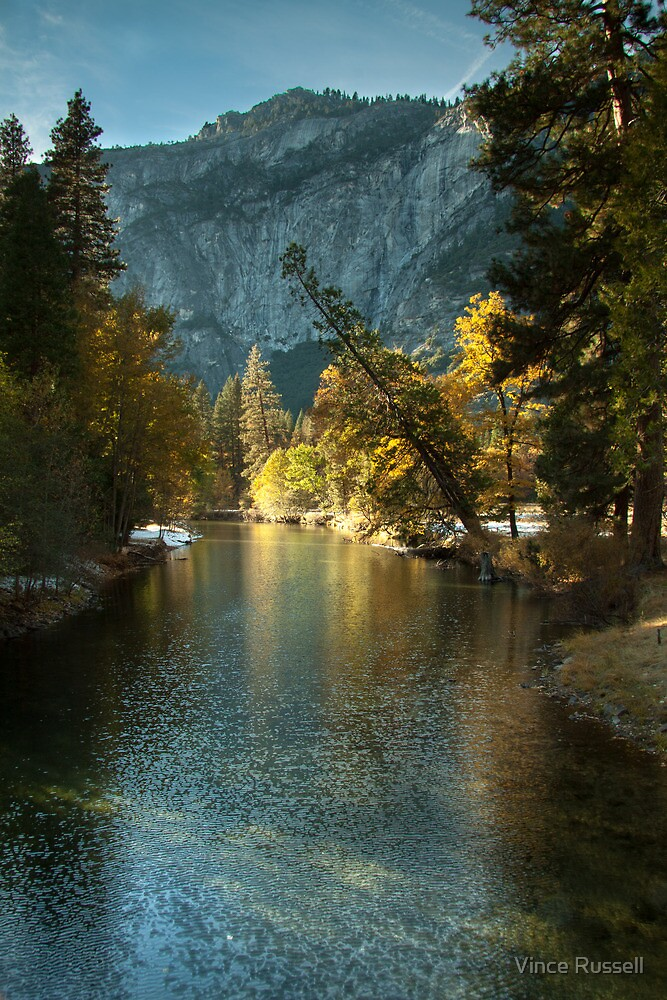Yosemite Reflections 2 by Vince Russell