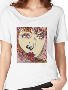 unknown woman RB Women's Relaxed Fit T-Shirt