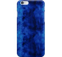 Deep Ocean Blue Waves iPhone Case/Skin