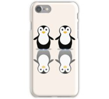 PENGUIN PAIR iPhone Case/Skin