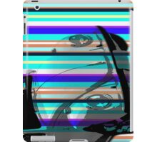 Retro beetle car ipad case iPad Case/Skin
