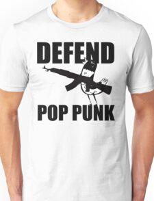 Hank The Pigeon, Defend Pop Punk Unisex T-Shirt
